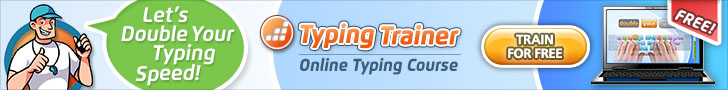Typing Web Course